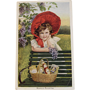 Heinz Trade Card Mamma's Favorites