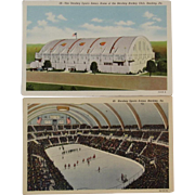 Two 1900s Hershey Pennsylvania Postcards