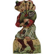 Lion Coffee Die Cut Paper Doll Tom Tom The Piper's Son