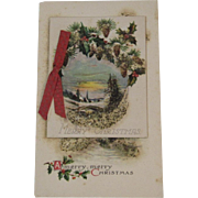Christmas Booklet Postcard