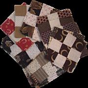 39 Quilt Squares 9 Patch Pattern