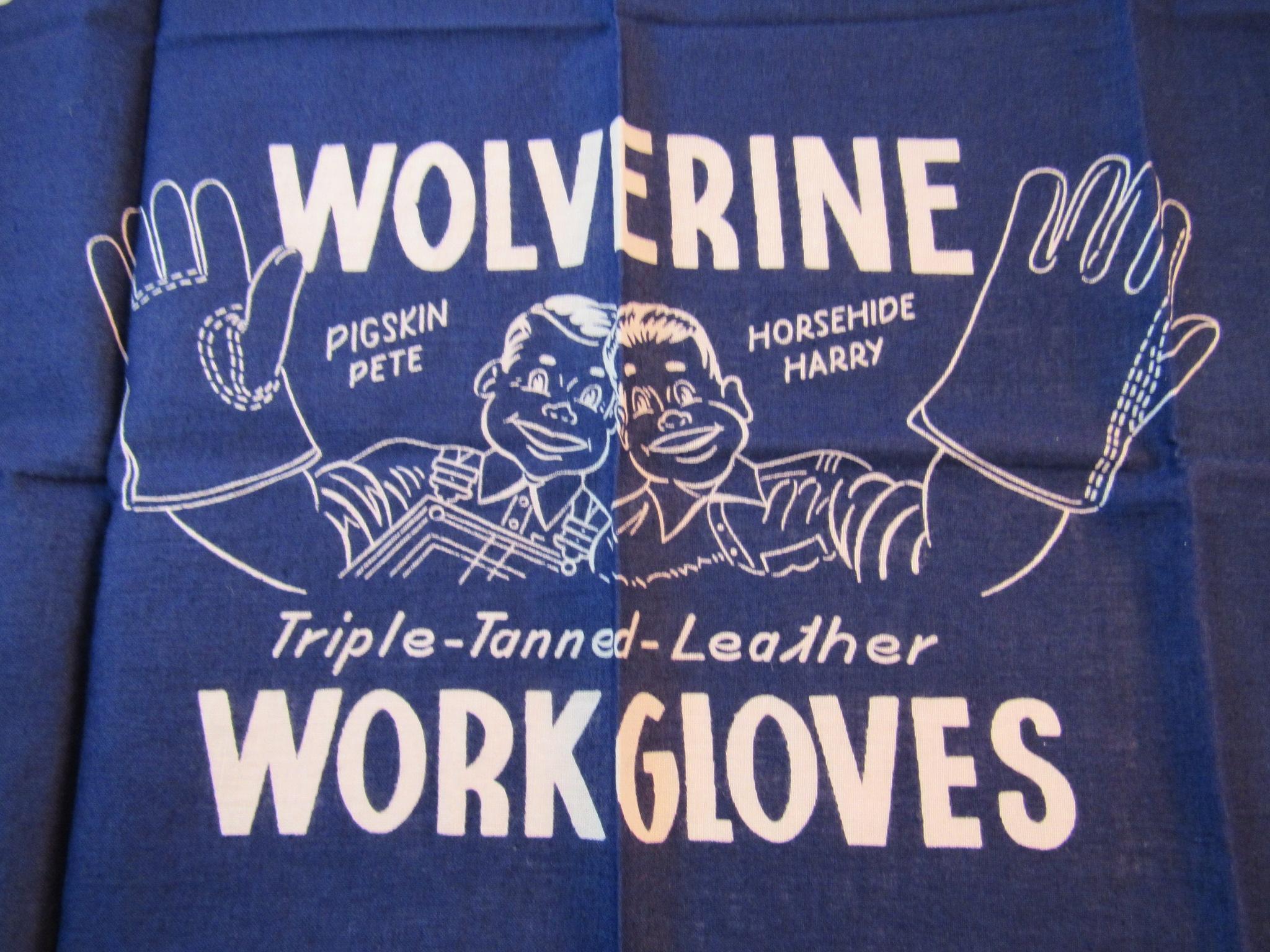 3pk wolverine leather work gloves extra large - Wolverine Work Gloves Life 11 14 1955 P 169