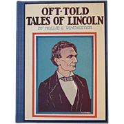 Oft Told Tales of Lincoln by Mollie Winchester 1937 Illustrated by Marguerite M. Jones Book