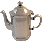 Wilton Pewter Mulberry Hill Coffee Pot Coffeepot Columbia, PA