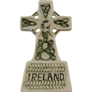 Celtic Cross Ireland Liffey Artefacts Porcelain
