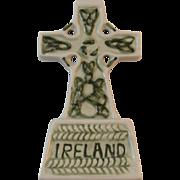 Celtic Cross Ireland Liffey Artefacts Porcelain