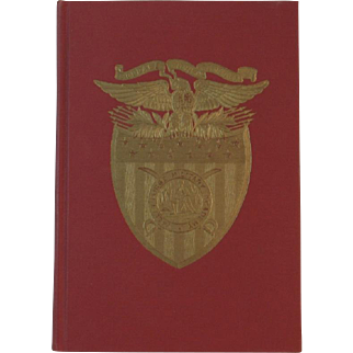 Valley Forge Military Academy Cadet Hymns and Songs Book 1961