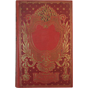 1886 French Book - Memories and Impressions of Travel in the Countries of Northern Europe: Sweden, Finland, Denmark and Russia by Duke Louis-Antoine Leouzon