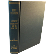 1961 House Undivided A Story of Freemasonry and the Civil War Book by Allen E. Roberts First Edition The Missouri Lodge of Research Masons Freemasons Masonry