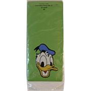 Donald Duck Kids Wallet Hallmark and Walt Disney Productions