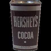 Hershey's Cocoa Tall One Pound Tin Hersheys