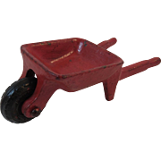 Arcade Toy Wheelbarrow 474 Cast Iron