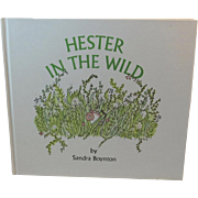 Hester in the Wild Book by Sandra Boynton
