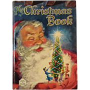 1954 The Christmas Book Illustrated by Roberta Paflin Child Study Association and Whitman
