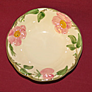 Franciscan Desert Rose Porringer Bowl 1979-1984