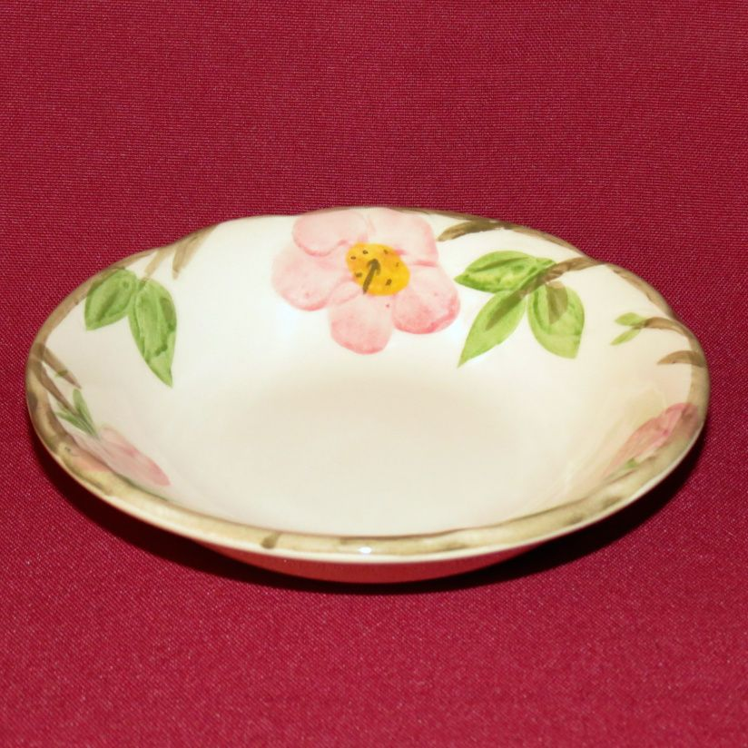 Franciscan Desert Rose Berry Bowl circa 1984