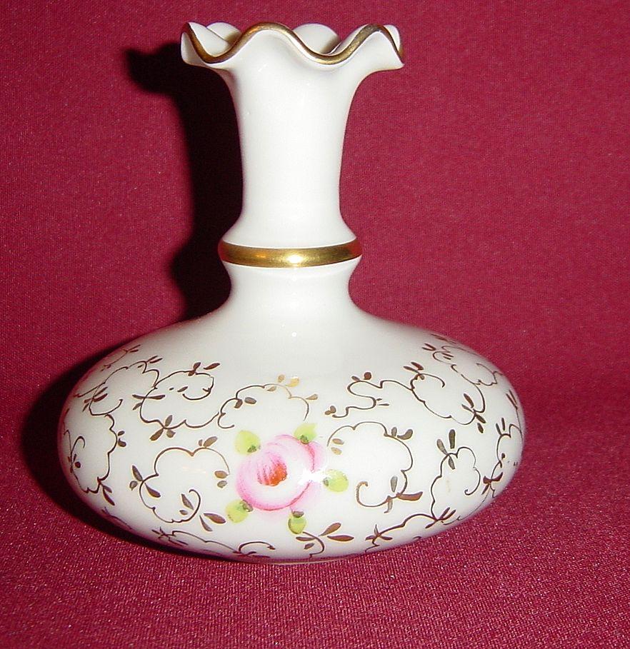 Vista Alegre Porcelain Dresser Decanter from Portugal