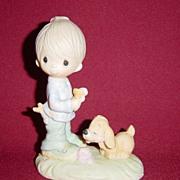 Jonathan & David 'Praise the Lord Anyhow' Boy and Dog