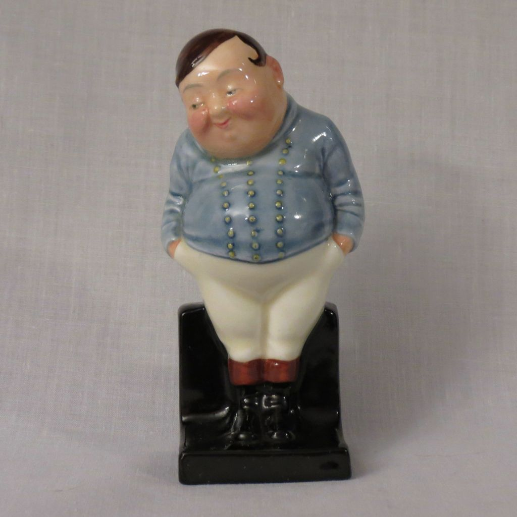 Royal Doulton Fat Boy Dickens Figurine