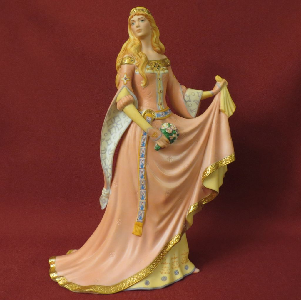 Lenox Legendary Princesses Guinevere