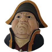 Bossons Mr Bumble Wall Mask Head Plaque