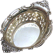 Gorham Sterling Silver Cromwell Nut Dish