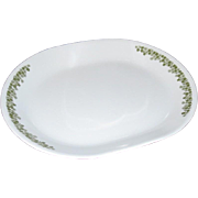 Corelle Crazy Daisy or Spring Blossom Platter