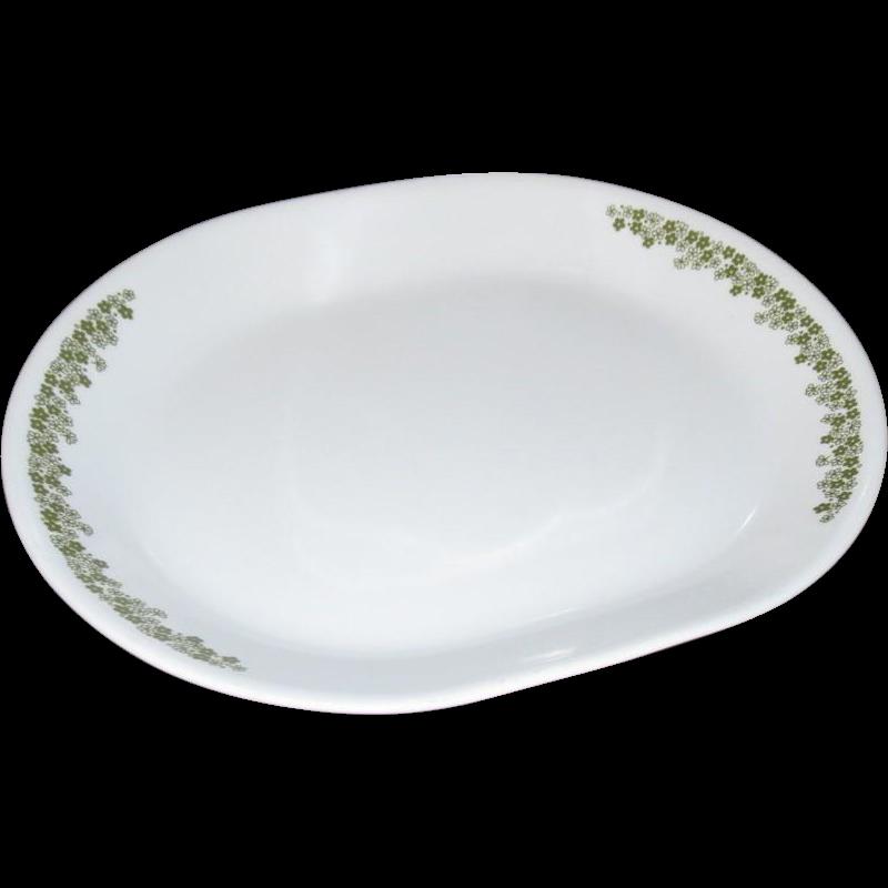 Corelle Crazy Daisy or Spring Blossom Platter
