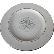 Homer Laughlin Celeste Dinner Plate