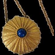 Estee Lauder Empire Solid Perfume Pendant