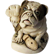 Harmony Kingdom Dead Ringer Treasure Jest Box Figurine