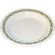 Corelle By Corning Crazy Daisy Shallow Soup Bowl