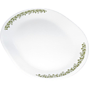 Corelle by Corning Crazy Daisy or Spring Blossom Platter