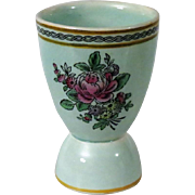 Adams China Double Egg Cup Calyx Ware