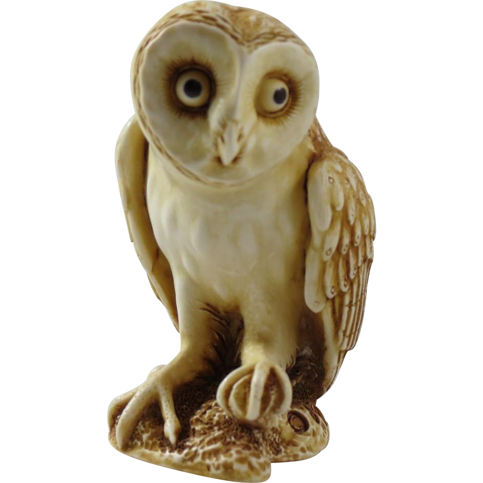 Harmony Kingdom Ollie the Owl Treasure Jest NetsUKe