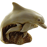 Harmony Kingdom Treasure Jest NetsUKe Squee the Dolphin