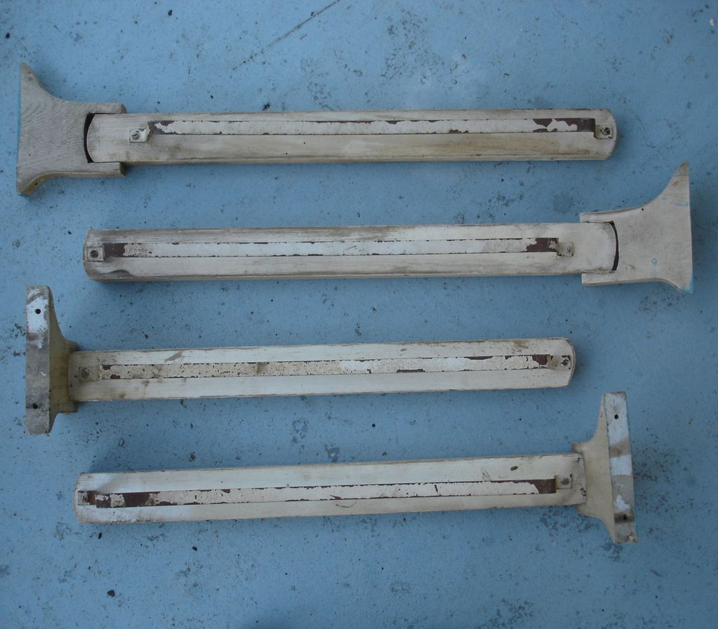 Antique swing arm curtain rods - Roll Over Large Image To Magnify Click Large Image To Zoom