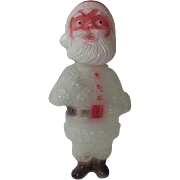 Santa Candy Container Bank Hong Kong 1960's