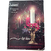 Montgomery Ward Christmas Catalog 1968