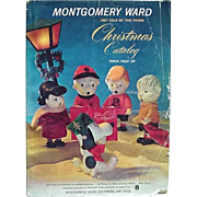 Montgomery Ward Christmas Catalog 1967 Featuring Snoopy And The Gang