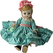 Madame Alexander Miss Muffet Doll 1980's From Storybook Series