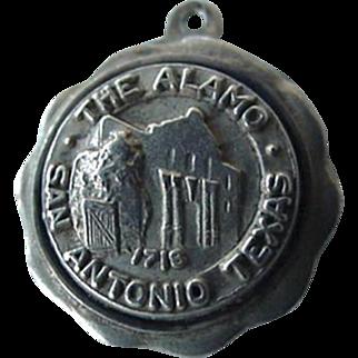 Bates And Klinke Sterling Travel Souvenir Charm San Antonio Texas The Alamo