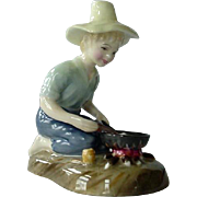 Royal Doulton Figurine River Boy HN2128