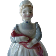 Royal Doulton Figurine The Rag Doll NH 2142