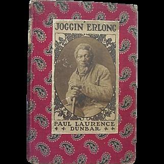 Black Americana Joggin Erlong By Paul Laurence Dunbar