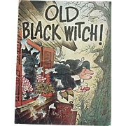 Old Black Witch Softcover Book 1983 By Wende And Harry Devlin