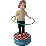Hoop Zing Girl Battery Operated Toy With Original Box
