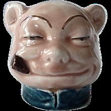 Majolica Pig