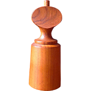 Dansk Danish Modern Pepper Mill Quistgaard Danish Modern