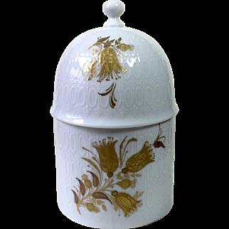 Rosenthal Studio Line Wiinblad Covered Jar Bonbonniere